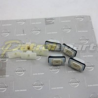 Nissan Patrol GQ Y60 Genuine Front Step Grommet Set