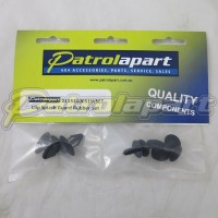 Genuine Nissan Patrol GQ GU Splash Rubber Mounting Clip SET
