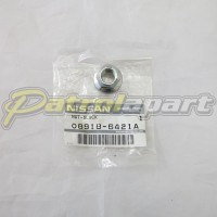 Genuine Nissan Patrol GU Y61 Row 3 BodyMount Nut