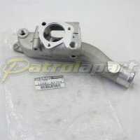Nissan Patrol GQ TD42 Lower Thermostat Housing