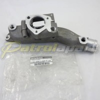 Nissan Patrol GU TD42T Lower Thermostat Housing