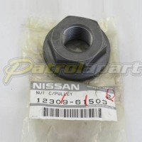 Nissan Patrol Genuine Harmonic Nut GQ TD42 GU ZD30
