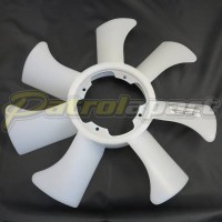 Nissan Patrol GQ TB42e Genuine Fan Blades