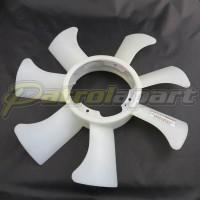 Nissan Patrol GU Y61 TB48 Genuine Fan Blades