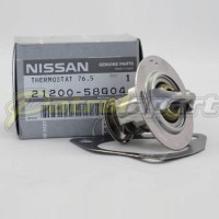Nissan Patrol Genuine Thermostat Suit GQ GU TD42 with Gasket
