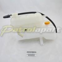 Genuine Nissan Patrol GU RD28 Radiator Overflow Reserve Tank
