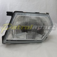 Genuine Nissan Patrol GU series 1 & 2 headlight assembly LH