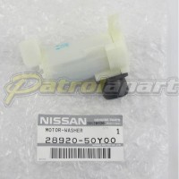 Nissan Patrol GQ Y60 Genuine Front Washer Pump Motor