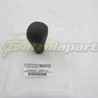 Genuine Nissan Patrol GU 3 Dark Grey Gear Knob