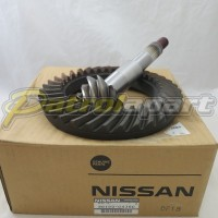 Genuine Nissan Patrol GQ Gu Rear Diff Gears 4.3 ratio