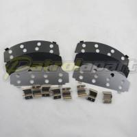 Genuine Nissan Patrol GQ TB42 EFI Front Brake Caliper Shim Kit