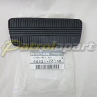 Genuine Nissan Patrol GQ Y60 Auto Brake Pedal Rubber