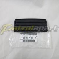 Genuine Nissan Patrol Y61 GU Auto Brake Pedal Rubber