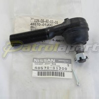 Nissan Patrol Genuine Tie Rod End GQ LHS 'Male'