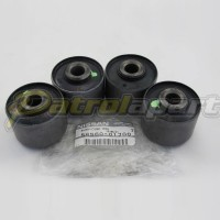 Nissan Patrol Genuine GQ & GU Radius Arm Bush Set Diff End