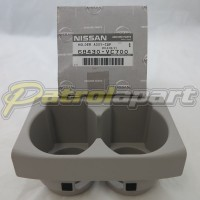 Genuine Nissan Cup Holder Suit GU Series 3 Patrols