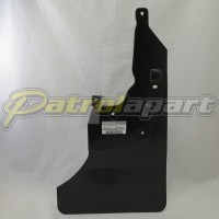 Genuine Nissan Mudflap Suit GU Patrol Series 4 LH Rear