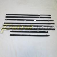 Nissan Patrol GQ Genuine 4 Door Man Mirrors Weatherstrip Kit