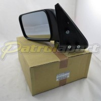 Nissan Patrol GU Y61 Genuine Left Hand UTE Mirror