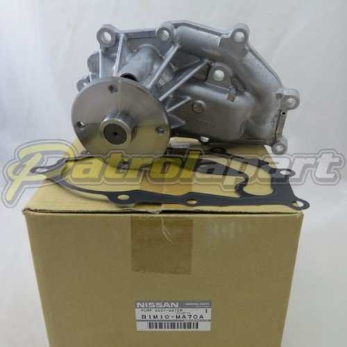Nissan Patrol Genuine Gu Zd30 Common Rail Water Pump