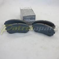 Nissan Patrol GU Y61 Genuine Rear Brake Pads SET