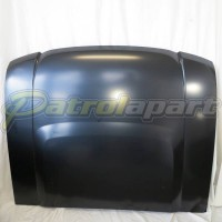 BRAND NEW Genuine Nissan GU 1-3 Bonnet No Scoop in Undercoat