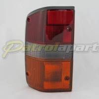 Nissan Patrol GQ Series 1 Tail Light 3 colour lens LHS