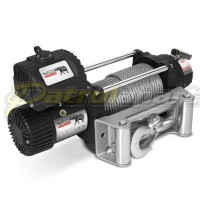 VRS 12500lb Winch with Wire Cable