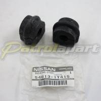 Nissan Patrol GU Ute Genuine Front SwayBar 'D' Bush Set