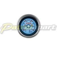 Redarc Dual Volt Gauge 52mm