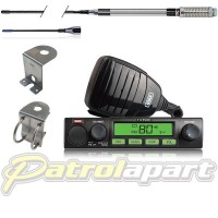 GME TX3500s Value Pack with Antenna