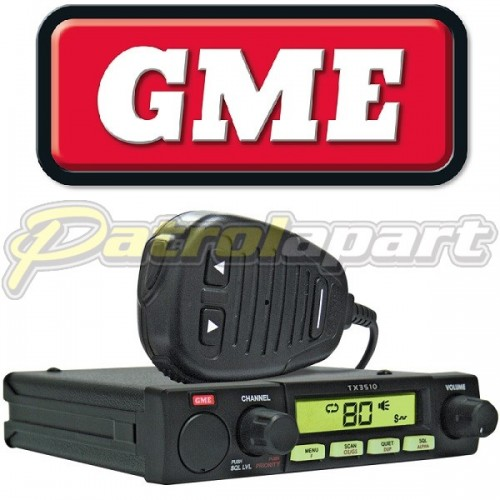 GME TX3510 80 Channel UHF