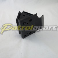 Genuine Nissan GU GQ Engine Mount Welded to Chassis RH Side