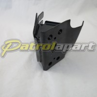 Genuine Nissan GU GQ Engine Mount Welded to Chassis LH Side