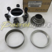 GENUINE Nissan Patrol GQ GU Manual Free Wheeling Hub Assembly