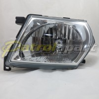 Genuine Nissan Patrol GU Series 3 headlight assembly LH
