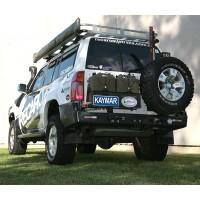 Nissan Patrol Gu Kaymar Rear Bar Rhs Wheel Carrier Amp Lhs