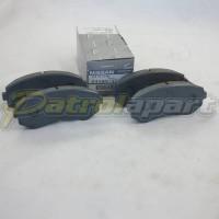 Nissan Patrol GU TB48 4.8 Genuine Rear Brake Pads Set