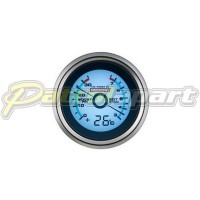 Redarc EGT + Boost Gauge with Optional Water Temp