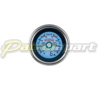 Redarc Dual Volt Gauge 52mm