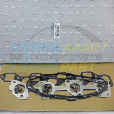 Nissan Patrol Genuine GU ZD30 VRS Set Excluding Head Gasket