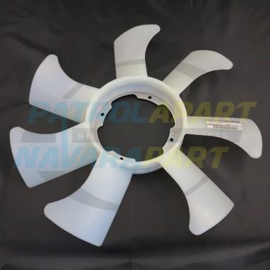 Nissan Patrol GU Y61 RD28 Genuine Fan Blades