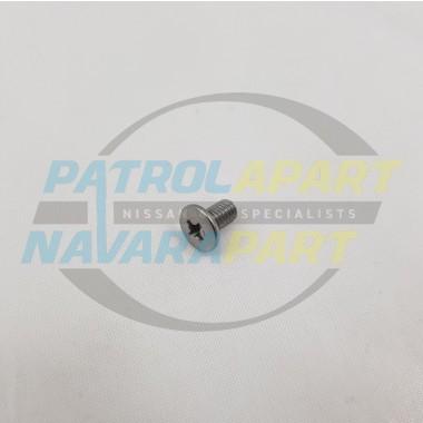 Nissan Patrol Genuine GQ GU Hub Nut Lock Screw
