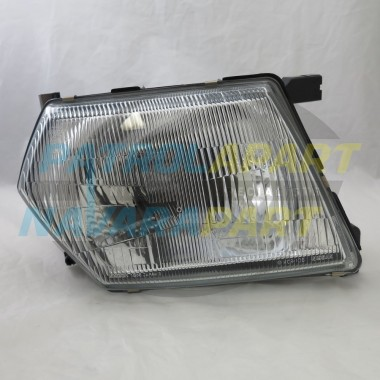 Genuine Nissan Patrol GU series 1 & 2 headlight assembly RH