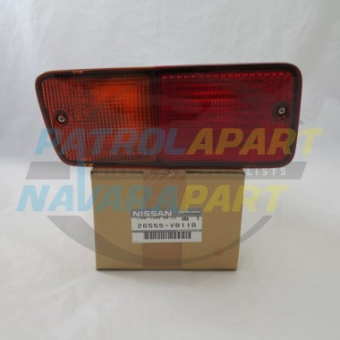 Genuine Nissan Patrol GQ & GU Rear Bar light Left Hand