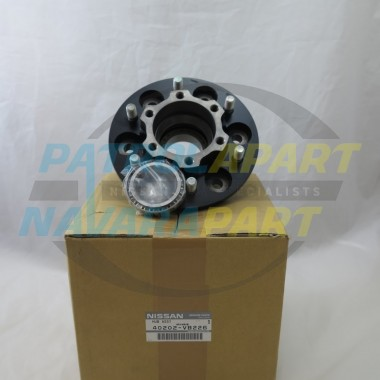 Genuine Nissan Front Wheel Hub Suit GU Patrol Non ABS