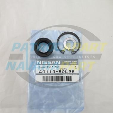 Genuine Nissan Patrol GQ Power Steering Pump Retainer kit