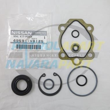 Genuine Nissan Patrol Power Steering Pump Seal Kit GU TB/TD