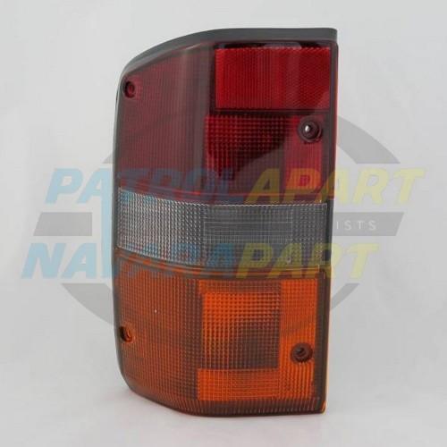 Nissan Patrol GQ Series 1 Tail Light 3 colour lens LHS