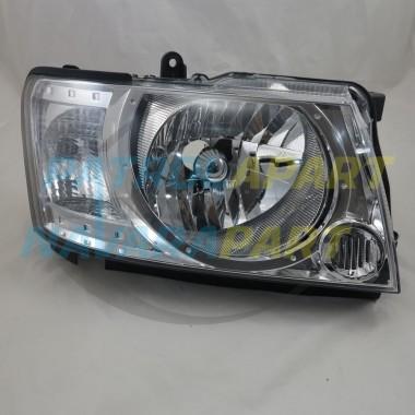 Genuine Nissan Patrol GU Series 4 RH Headlight Assembly